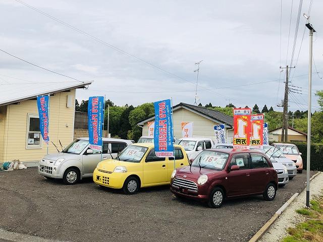 「茨城県」の中古車販売店「AUTO PLEASURE アウトレット」
