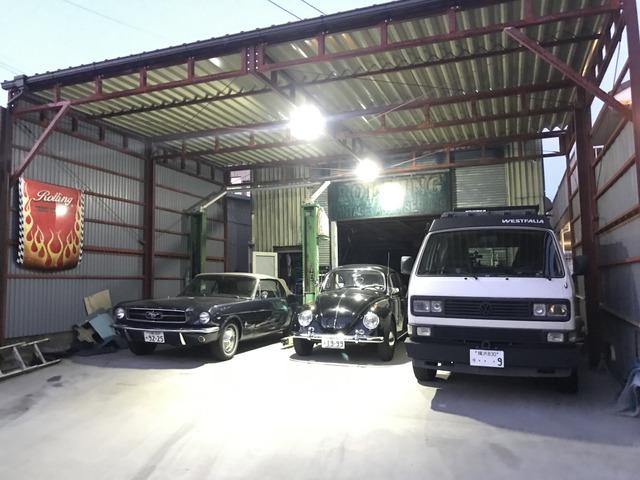 「神奈川県」の中古車販売店「ローリング」