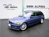 BMWアルピナ B3ツーリング 3.3 スイッチトロニック 生産台数98台 ニコル物 本革シート