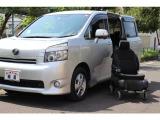 ヴォクシー/2.0 X Lエディション ウェルキャブ サイドリフトアップシート車 電動自操式 4WD