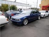BMWアルピナ B10 3.2 貴重5MT ニコル物 新車から記録有り