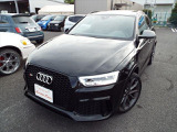 RS Q3/2.5 パフォーマンス 4WD