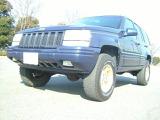 ジープ・グランドチェロキー/リミテッド 4WD