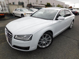 A8/4.0 TFSI クワトロ 4WD