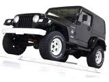 ジープ・ラングラー/サハラ ハードトップ 4WD