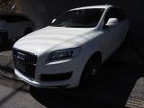 Q7/4.2 FSI クワトロ アダプティブエアサスペンション仕様 4WD