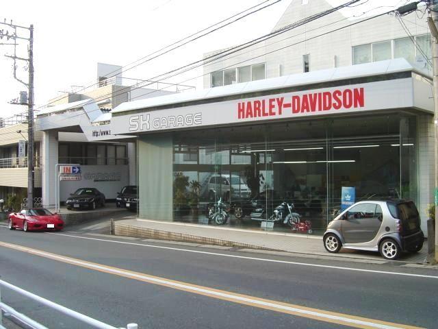 「静岡県」の中古車販売店「SK GARAGE本社 (有)エスケイ自動車販売」