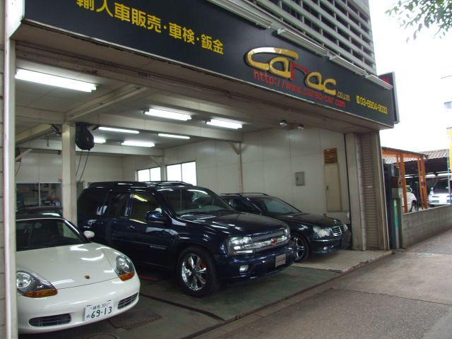 「東京都」の中古車販売店「株式会社キャラック【CARAC】」