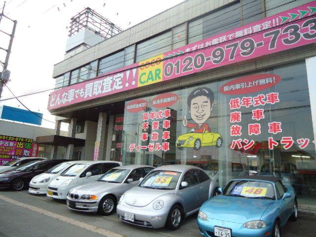 「栃木県」の中古車販売店「株式会社COCO【久留生商会】」