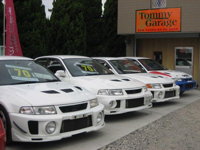 「大阪府」の中古車販売店「Tommy Garage 【トミーガレージ】」