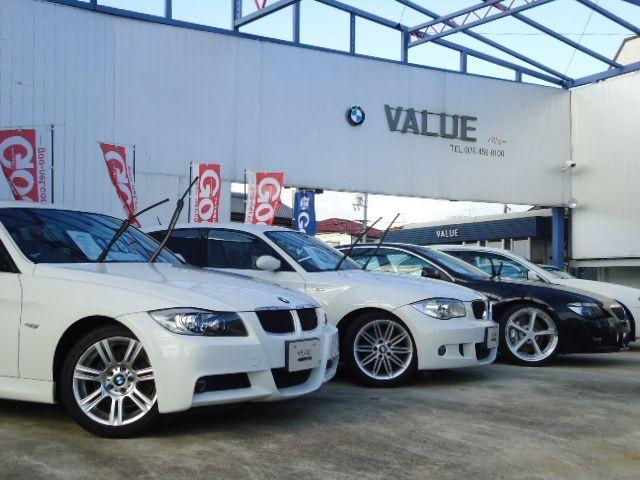 「兵庫県」の中古車販売店「VALUE 【BMW専門店】」