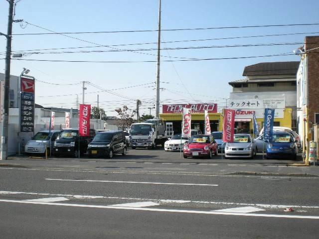 「岡山県」の中古車販売店「テックオート」