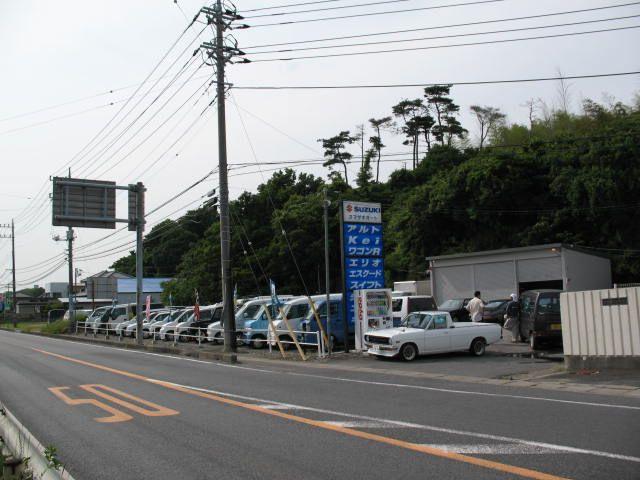 「茨城県」の中古車販売店「ヌマザキオート」