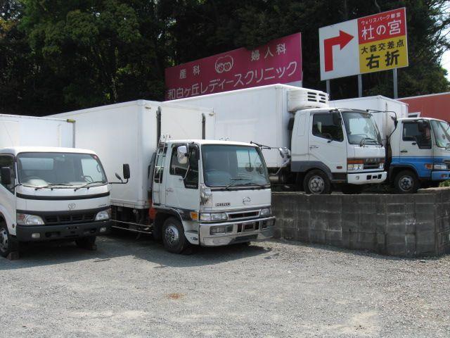 「福岡県」の中古車販売店「有限会社 西戸崎モータース(西都ディーゼル)」