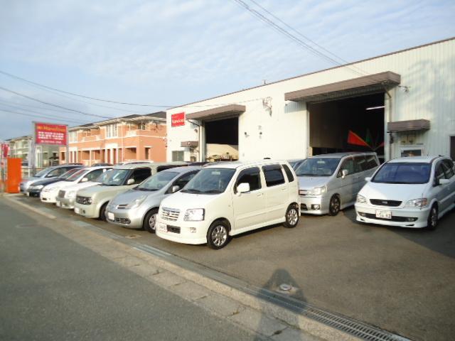 「福岡県」の中古車販売店「(有)オートショップマーベラス」