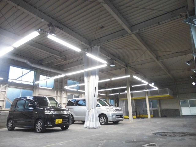 青木石油商事株式会社横浜工場
