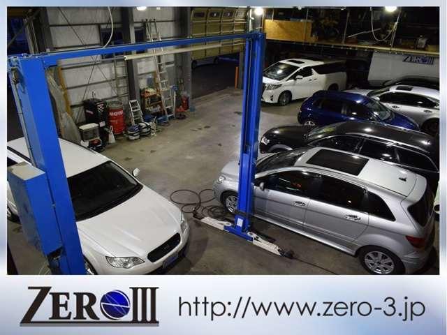 CAR SHOP ZEROⅢ / (株)ゼロスリー