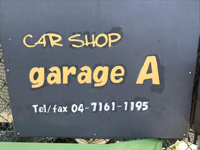 garage A