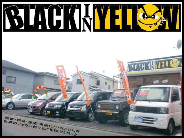 BLACK IN YELLOW 株式会社