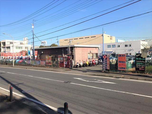 チーム横浜 鶴見店 ライトアップ