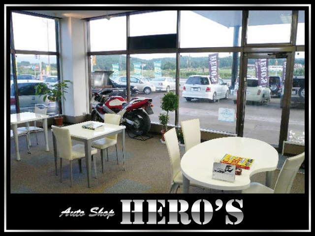 Auto Shop HERO'S | オートショップヒーローズ
