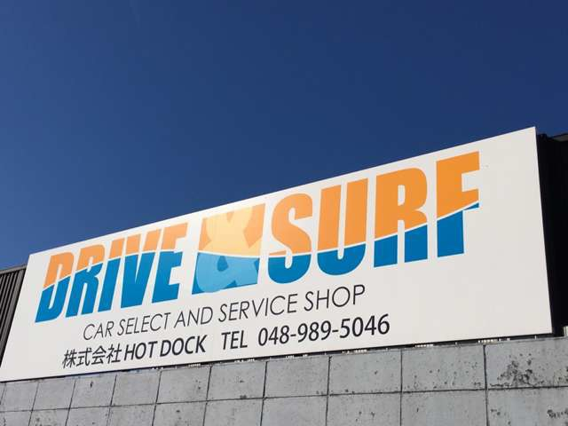 DRIVE&SURF
