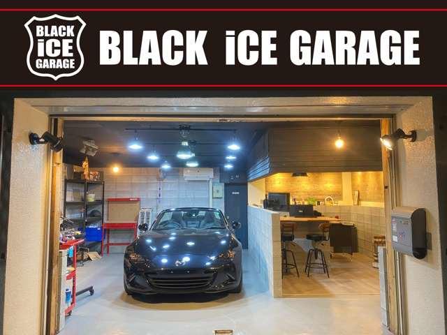 Black Ice Garage