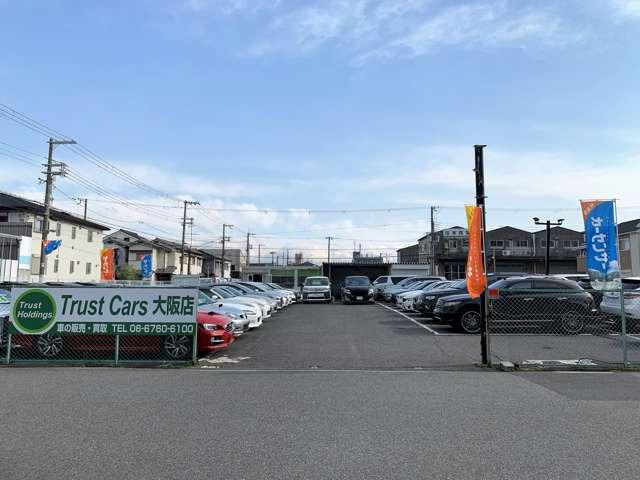 トラストカーズ大阪店