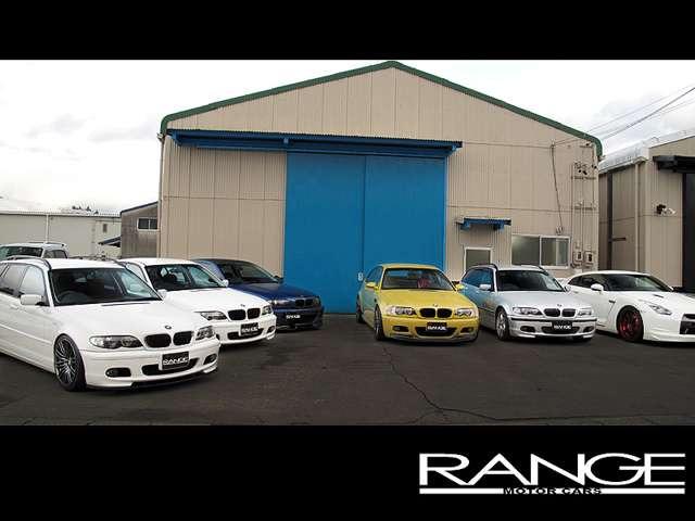 RANGE MOTOR CARS 【ランゲモーターカーズ】