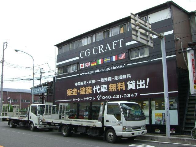 【 劇用車 貸出し車輌】CG CRAFT byCG