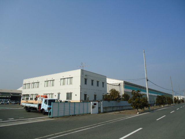 サンモータース玉島工場