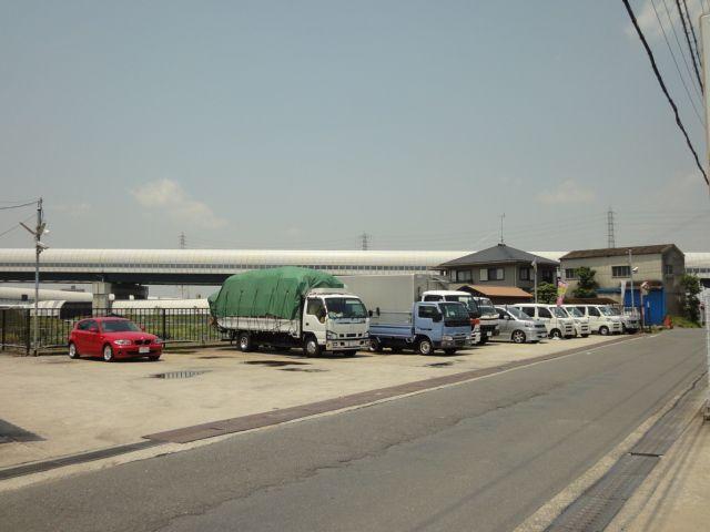 中古トラック販売 バン・ウイング・冷凍車