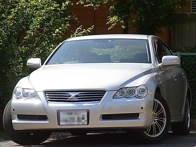 「トヨタ」「マークX」「セダン」「神奈川県」の中古車