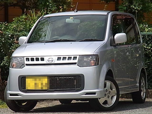 「日産」「オッティ」「コンパクトカー」「神奈川県」の中古車
