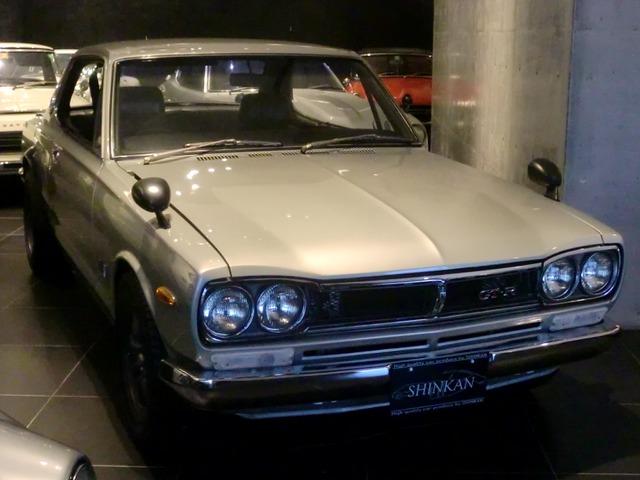 スカイラインGT-R(日産) ハコスカ2Dr GT-R本物・極上車 中古車画像