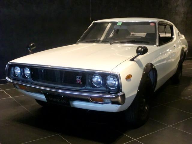 スカイラインGT-R(日産) ケンメリGT-R本物・極上車 中古車画像
