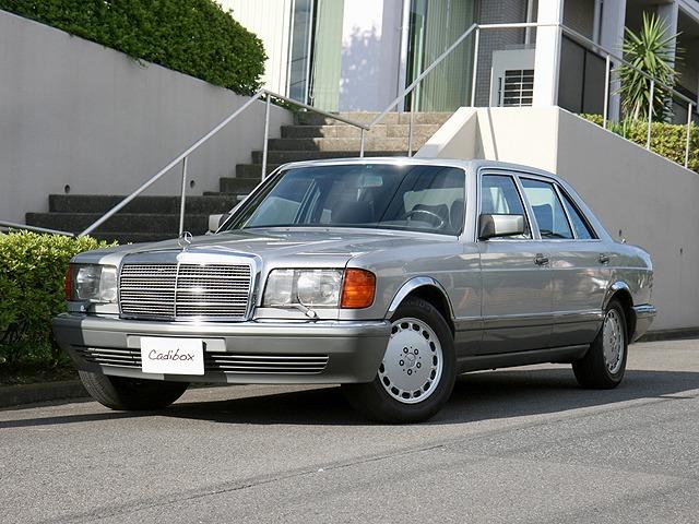 「メルセデスベンツ」「560SEL」「セダン」「神奈川県」の中古車