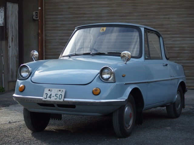 R360クーペ(マツダ) ワンオーナー車・三河シングルナンバー 中古車画像