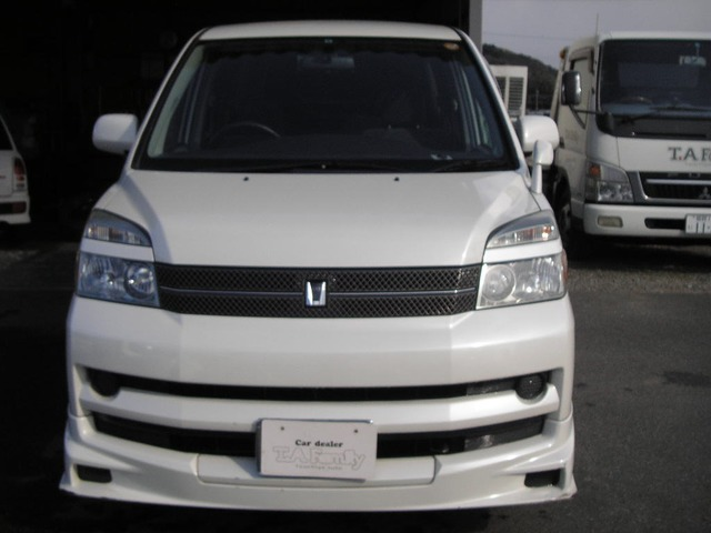 「トヨタ」「ヴォクシー」「ミニバン・ワンボックス」「兵庫県」の中古車5