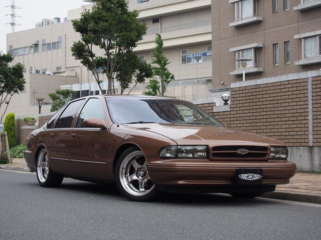「シボレー」「インパラSS」「セダン」「東京都」の中古車