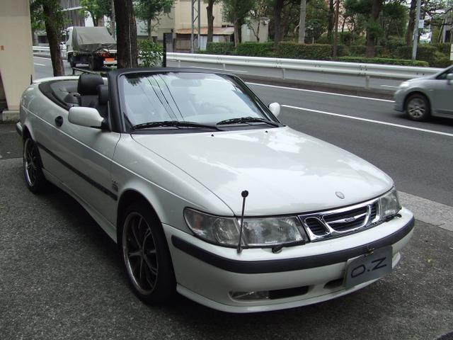 「サーブ」「9-3カブリオレ」「オープンカー」「東京都」の中古車6