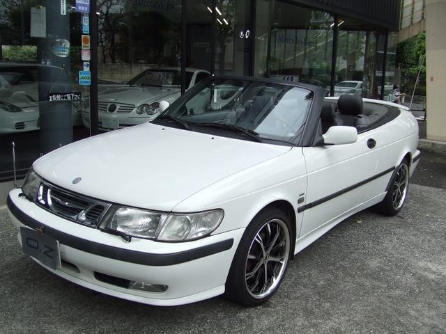 「サーブ」「9-3カブリオレ」「オープンカー」「東京都」の中古車