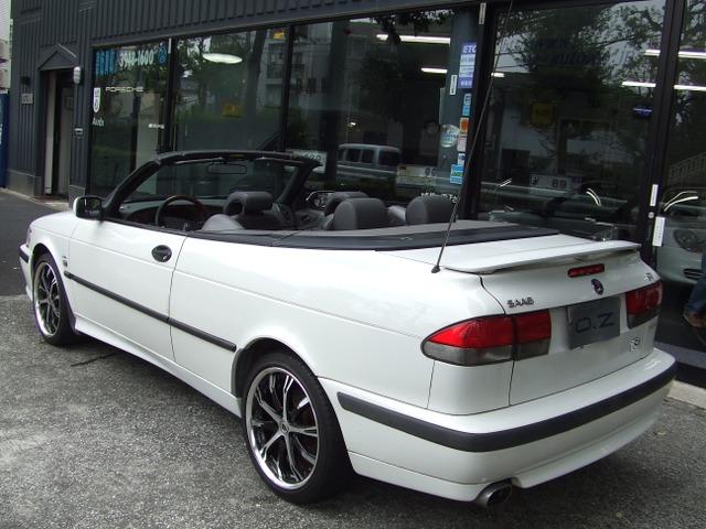 「サーブ」「9-3カブリオレ」「オープンカー」「東京都」の中古車2