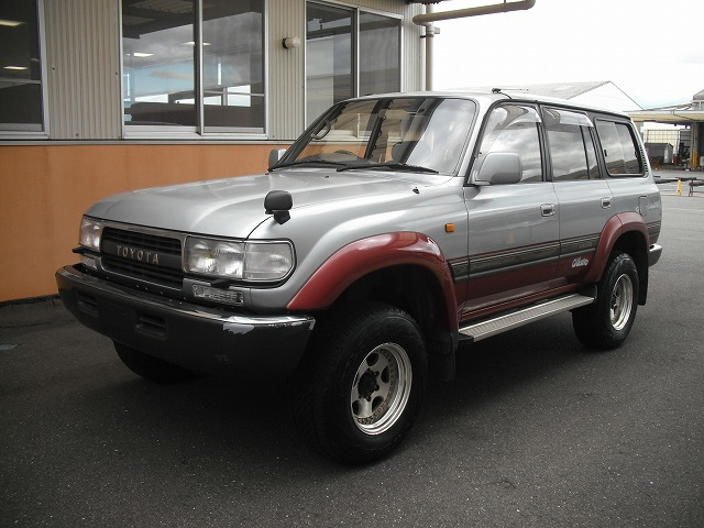 「トヨタ」「ランドクルーザー」「SUV・クロカン」「岡山県」の中古車