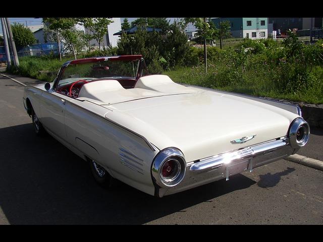 「フォード」「サンダーバード」「オープンカー」「北海道」の中古車