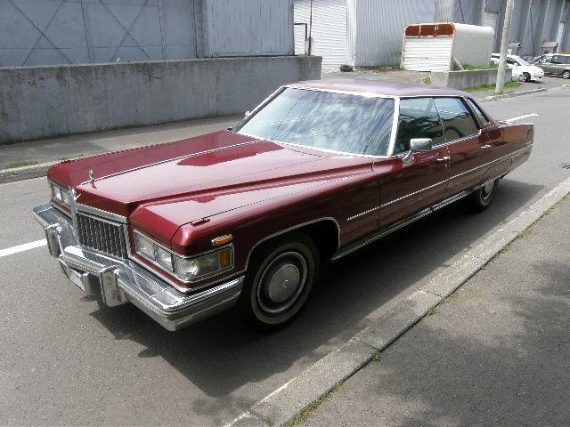 「キャデラック」「デビル」「クーペ」「北海道」の中古車10