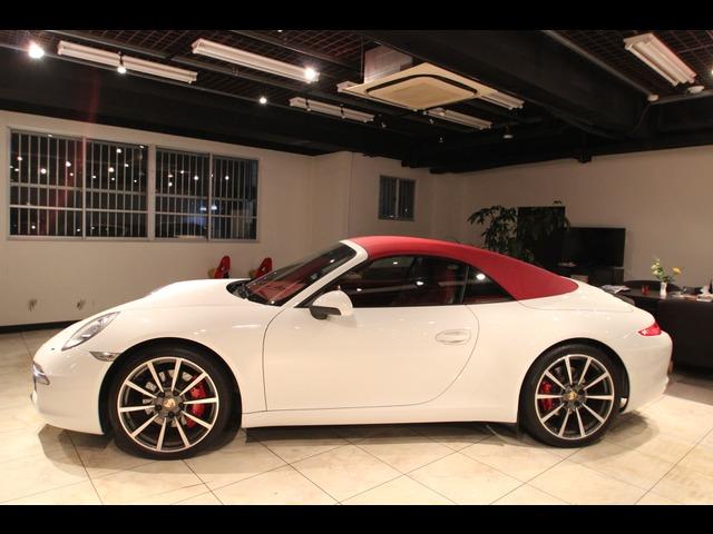 「ポルシェ」「911カブリオレ」「オープンカー」「東京都」の中古車5