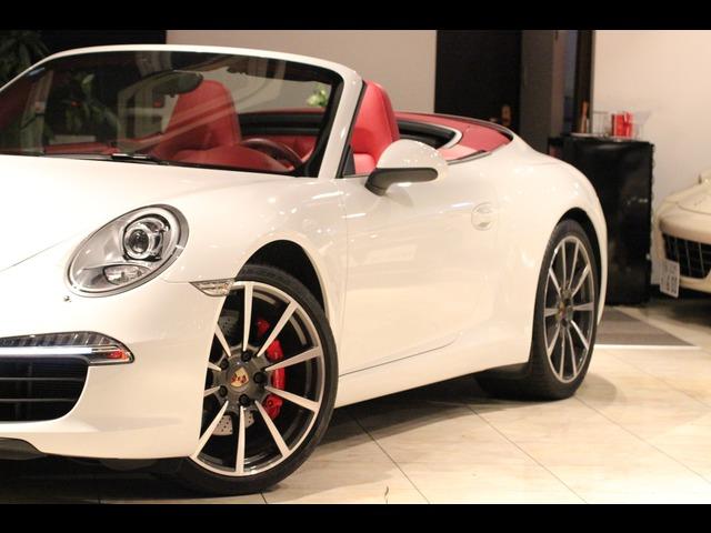 「ポルシェ」「911カブリオレ」「オープンカー」「東京都」の中古車3