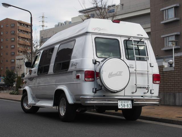 「シボレー」「シェビーバン」「ミニバン・ワンボックス」「東京都」の中古車10