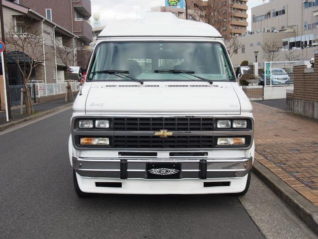 「シボレー」「シェビーバン」「ミニバン・ワンボックス」「東京都」の中古車2